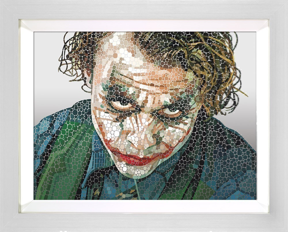 Call Me Crazy by Paul Normansell - Limited Edition on Paper sized 25x19 inches. Available from Whitewall Galleries